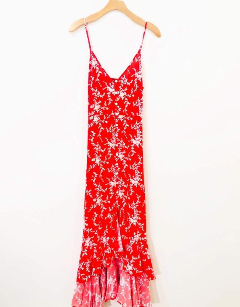 Kivari Kivari Oasis Strappy Maxi Dress