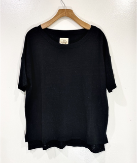 Chaser Brand Chaser Cropped Boxy Tee