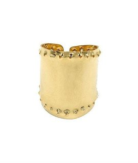 Paradigm Design Aster Cuff Ring