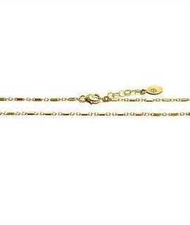 Paradigm Design Bar Single Chain Anklet