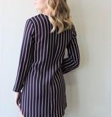 Lush Clothing Jolie Bell Sleeved Dress