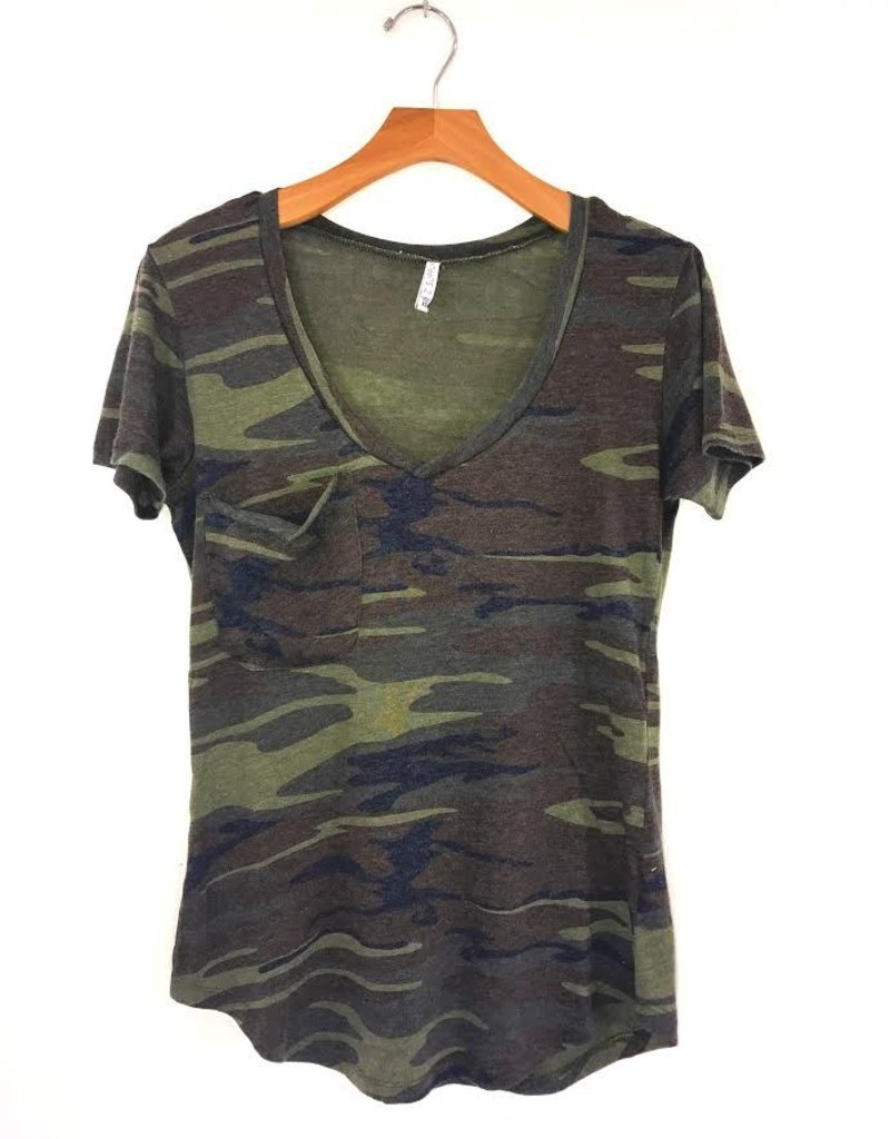 Z Supply The Perfect Pocket Tee