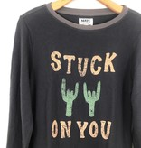Mate the Label Mate the Label Stuck on You Gigi Jumper