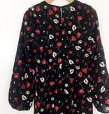 Lush Clothing Poppy Pantsuit