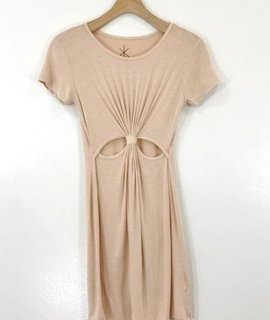 Life Clothing Co Life Clothing Front Knot Dress