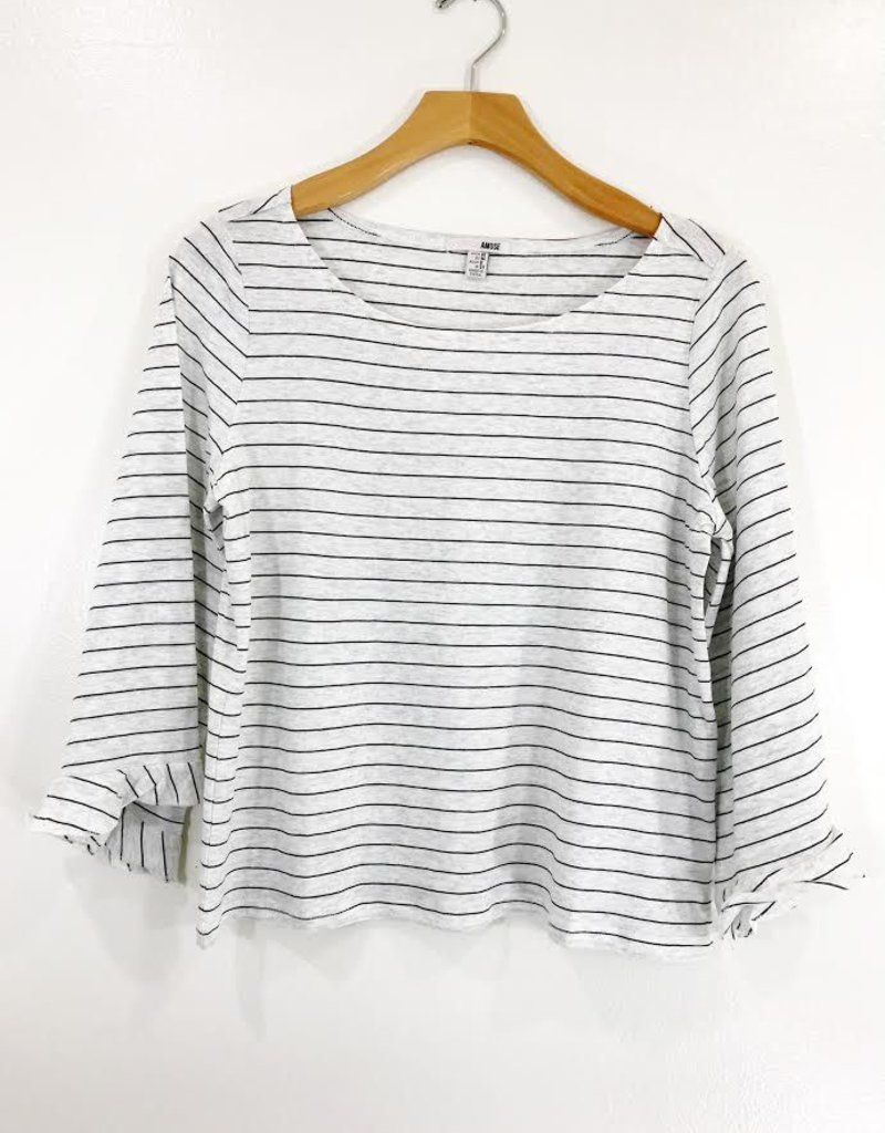 Amuse Society Amuse Society Seascape Knit Top
