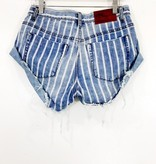 One Teaspoon One Teaspoon Bandits Denim Shorts