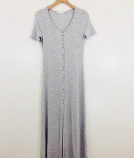 Lush Clothing Lush Clothing Rib Dress