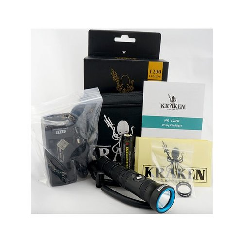 Kraken Lights KRAKEN NR-1200 SPOT LIGHT