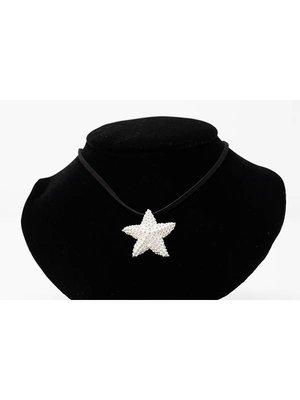 Nautilus Jewelry NAUTILUS JEWELRY LARGE STARFISH PENDANT SILVER