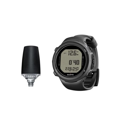 Dive & Photo SUUNTO D4i NOVO BLACK WITH USB AND TRANSMITTER