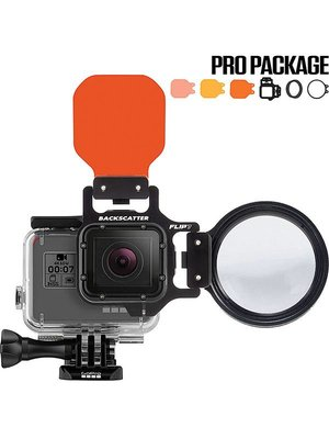 Backscatter BACKSCATTER FLIP7 PRO PACKAGE WITH THREE FILTERS & +15 MACROMATE MINI