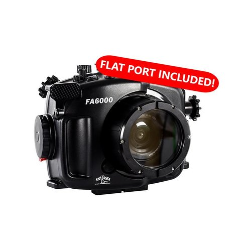 FANTASEA FANTASEA FA6000 KIT A HOUSING  	For Sony A6000 Camera