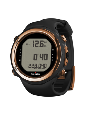 Suunto SUUNTO D4i NOVO COPPER WITH USB