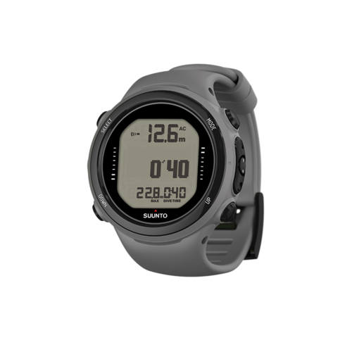 Suunto SUUNTO D4i NOVO GREY WITH USB