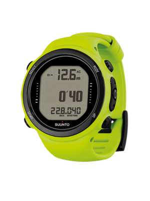 Suunto SUUNTO D4i NOVO LIME WITH USB