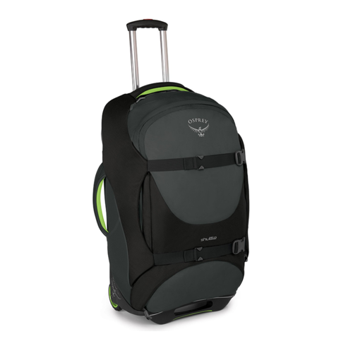 Osprey OSPREY SHUTTLE 100L/30'' METAL GREY