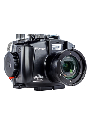FANTASEA FANTASEA FRX100 HOUSING  	For Sony RX100 III, RX100 IV and RX100 V Cameras