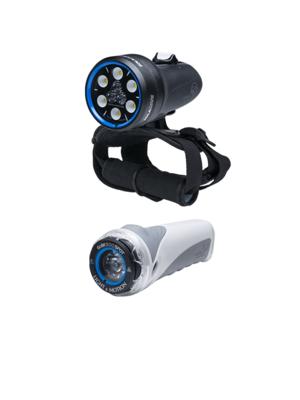 Light&Motion LIGHT&MOTION SOLA 1200 S/F COMBO (INCLUDES GOBE S 500 SPOT)