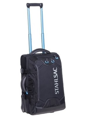 "Stahlsac STAHLSAC STEEL 22"" CARRY ON BAG"