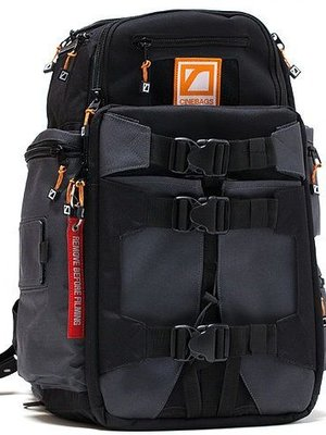 Cinebags CINEBAGS REVOLUTION BACKPACK CB-25B