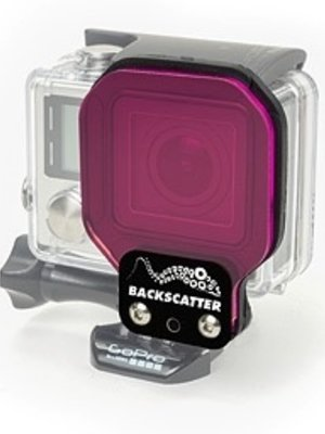 Backscatter BACKSCATTER FLEX GREEN FILTER FOR HERO 3+, 4, 5 and 6