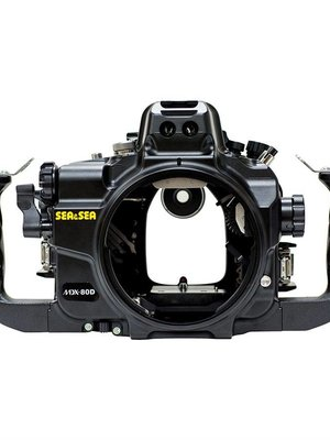 Sea & Sea SEA&SEA MDX-80D HOUSING FOR CANON EOS 80D CAMERA