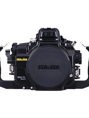 Sea & Sea SEA&SEA MDX-7DMKII HOUSING FOR CANON EOS 7DMKII CAMERA