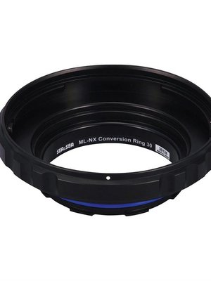 Sea & Sea ML‐NX CONVERSION RING 30 (Required for use with NX Ports)