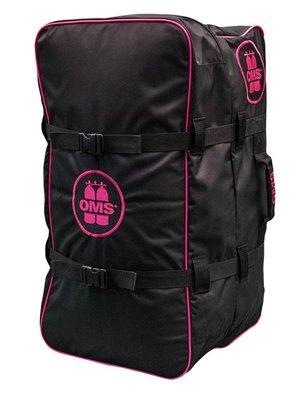 OMS OMS Roller Bag Pink/Black