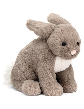 TOY Beige Riley Rabbit - Small