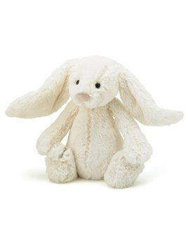 Cream Bashful Bunny - Medium