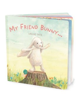 BOOK My Friend Bunny Book