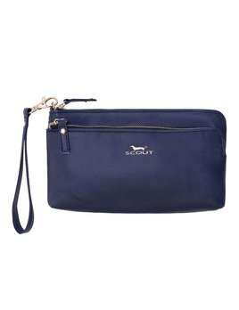 WISTLET Kelly Wristlet by Scout, Navy