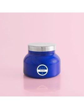 CAPRI BLUE - VOLCANO BLUE SIGNATURE JAR, 19 OZ CANDLE