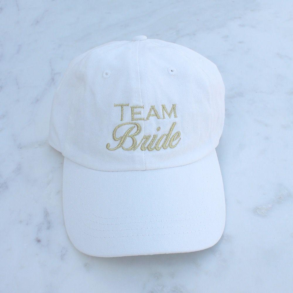 464833df245 HAT Team Bride Baseball Hat