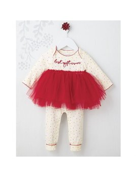 Best Gift Ever Tutu One-Piece