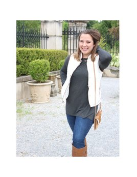 Personalized Quilted Riding Vest