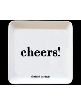 TRINKET TRAY Cheers! Trinket Tray