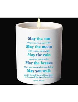 May the Sun Bring - Quotable Candle