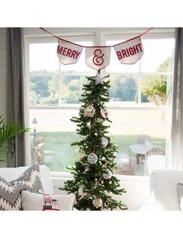 BANNER Merry & Bright Banner