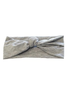 WRAP Solid Grey Baby Wrap by Headbands of Hope