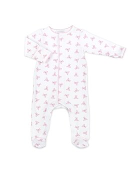 Essentials Baby's Teddy Printed Footie