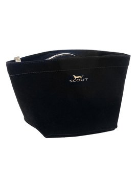 Cosmetic Bag Crown Jewels by Scout, Black Velvet