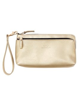 WISTLET Kelly Wristlet by Scout, Gold