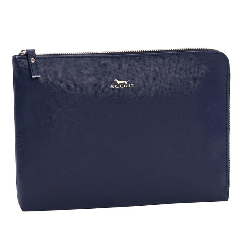 CLUTCH Zip File by Scout, Navy