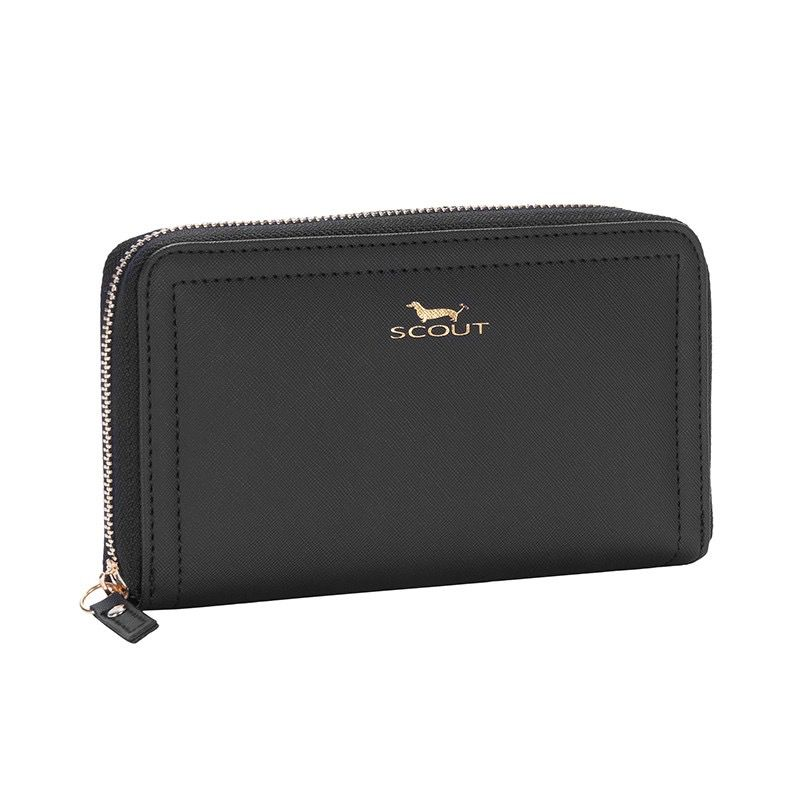 WALLET Blake by Scout, Black