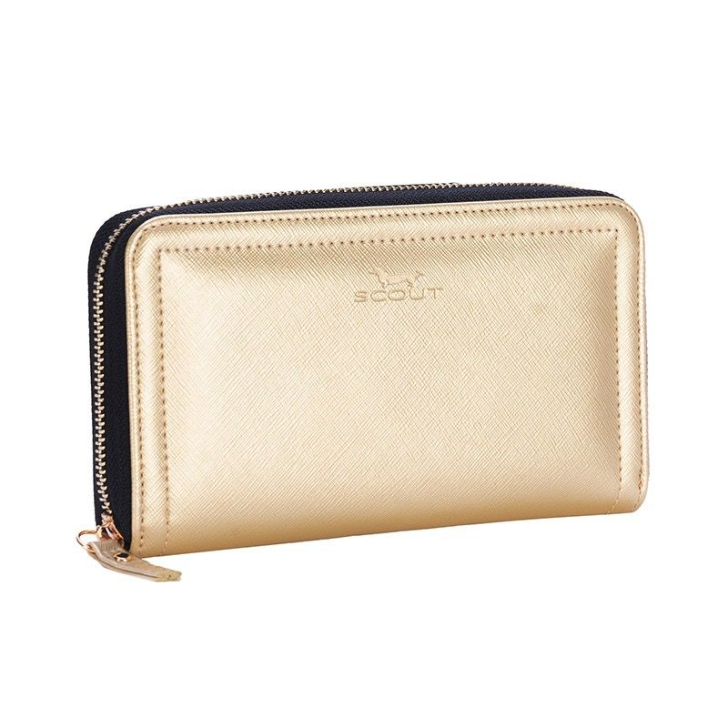 WALLET Blake by Scout, Gold