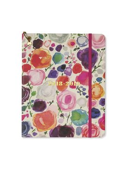 Kate Spade New York Large Planner, Floral (Jan-Dec)