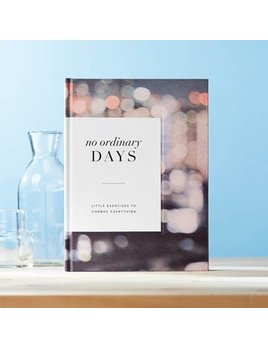 BOOK No Ordinary Days Book
